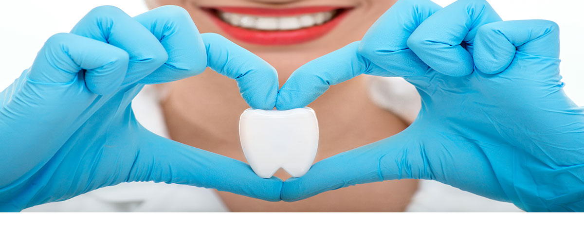 clean teeth are best for your dental health